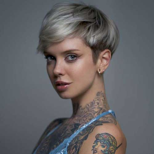 Short Haircuts for Women-25