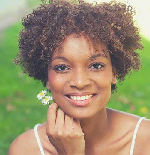 Short Hairstyles for Black Women-7
