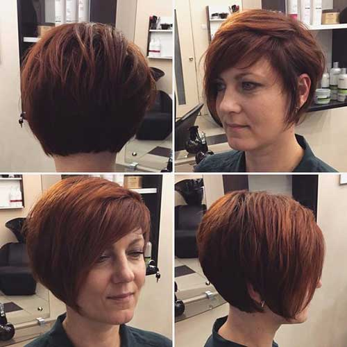 Graduated Bob Hairstyles You will Love   Short Hairstyles 2017 - 2018   Most Popular Short ...