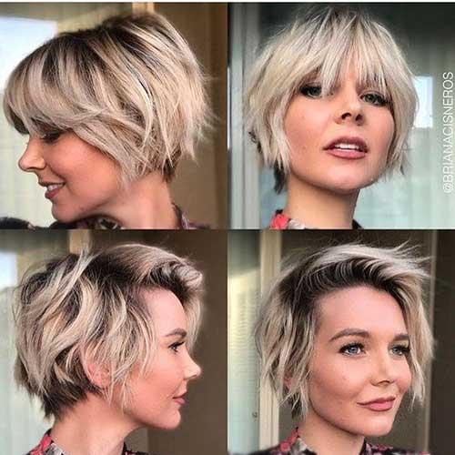 Cute Short Haircuts