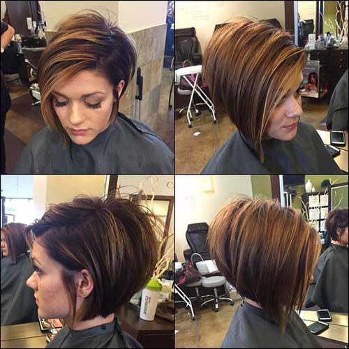 17 Graduated Bob Hairstyles You Will Love - Crazyforus