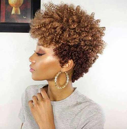 Short Cuts for Black Women