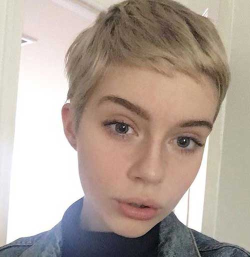 2018 Trend Short Haircuts For Fine Hair Short Hairstyles 2018