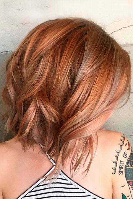 Hair Color Short Ideas