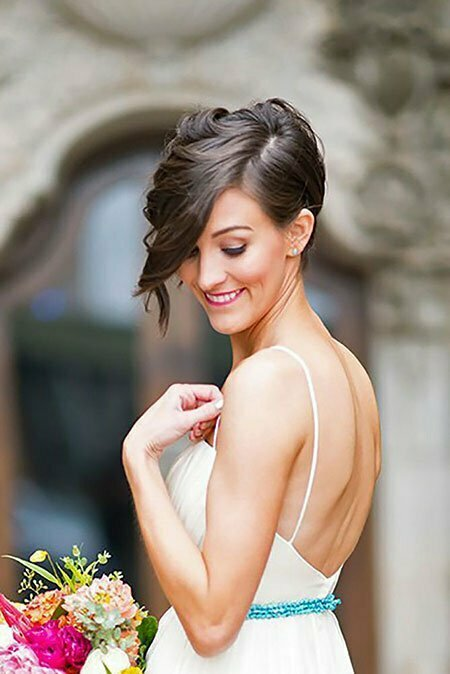 Wedding Hairtyles Updo Pixie