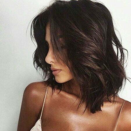 18 Popular Short Brunette Hairstyles