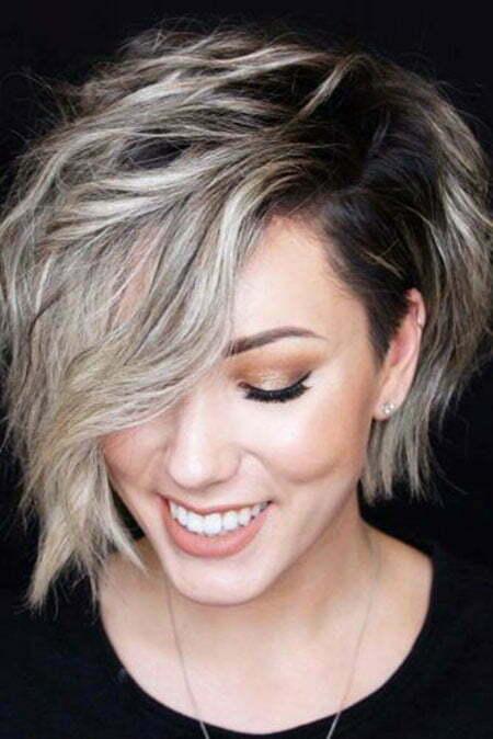 Short Hair Hairtyle 30