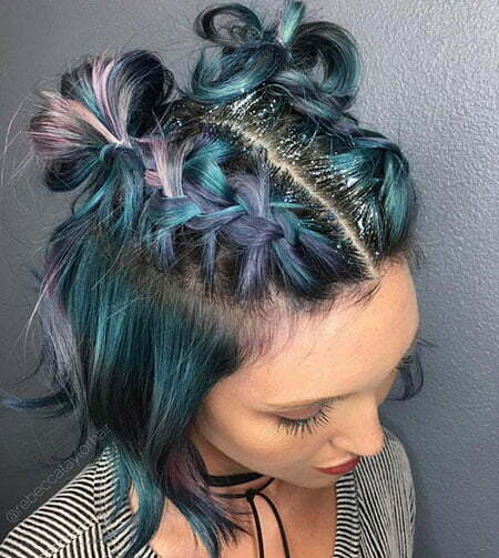 Hair Fun Braid Short