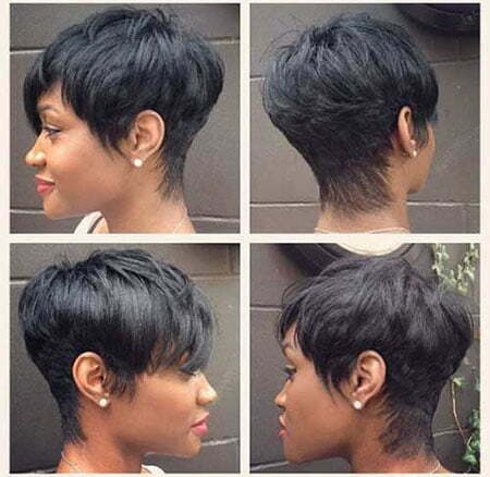 Hair Short Cut Pixie