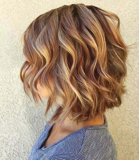Hair Color Balayage Layered