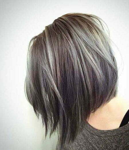 Color Hair Bob Short
