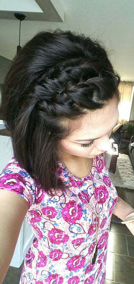 18 Cute And Easy Hairstyles for Short Hair