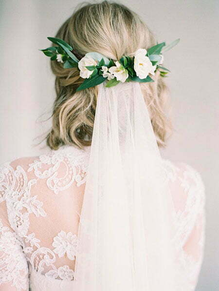Wedding Veil Bride Flower