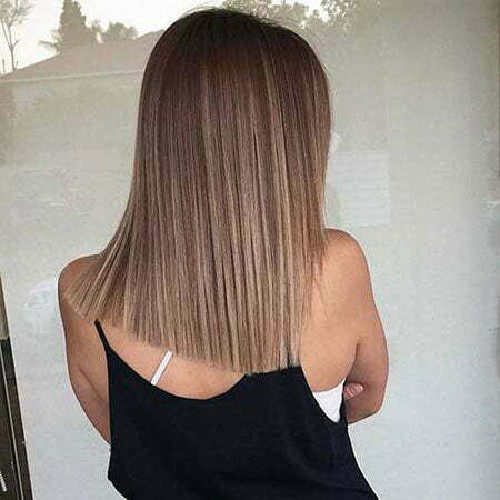 Hair Long Ombre 20