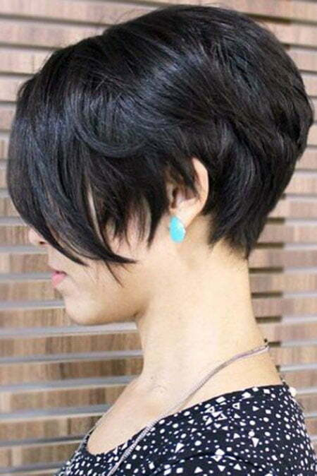 Short Bob Pixie All