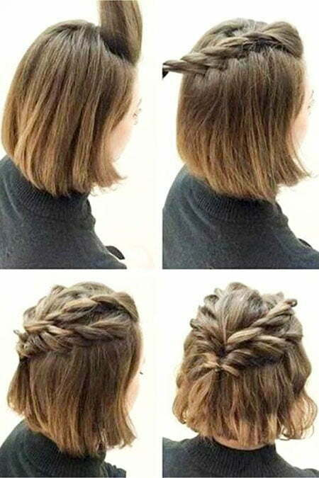 25 Prom Hairstyles for Short Hair