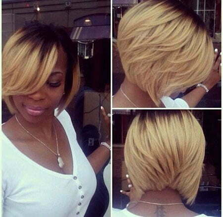 Bob Hair, Short Bob Black Women