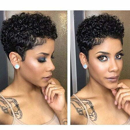 Sexy Short Hair, Short Natural Hair Black