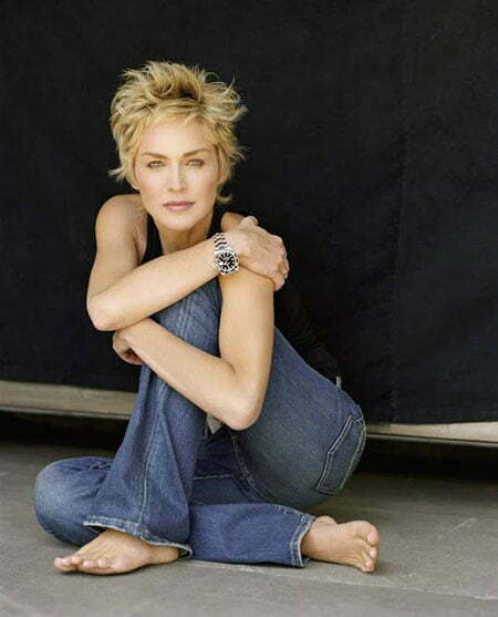 Sharon Pixie Stone Short