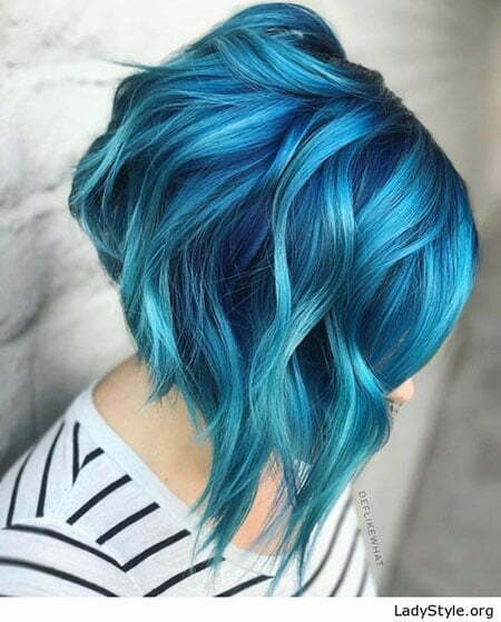 23 Best Short Blue Hair