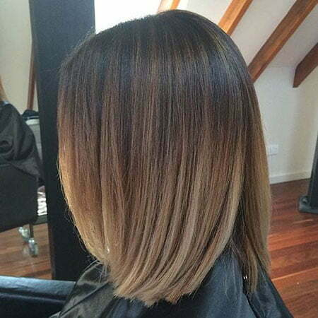 Balayage Short Brown Hair, Balayage Short Bob Hair