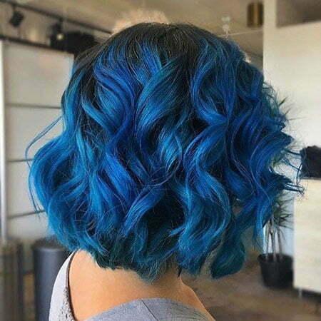 23 Best Short Blue Hair