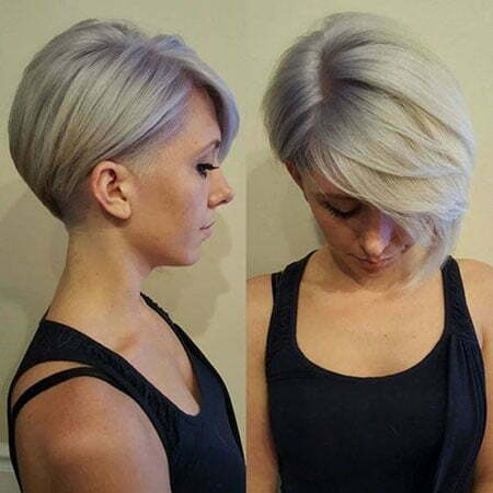 Pixie Haircut, Pixie Short Undercut Long