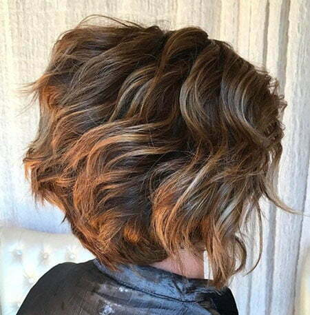 15 short layered wavy hairstyles  crazyforus