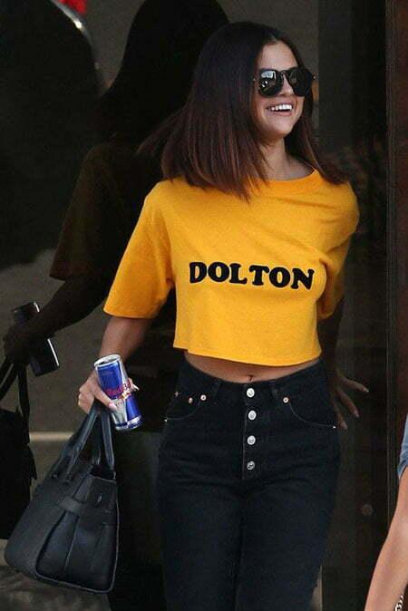 Cool Hair, Selena Gomez Short Style