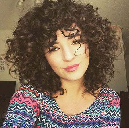 Natural Hair, Curly Short Natural Hairtyles