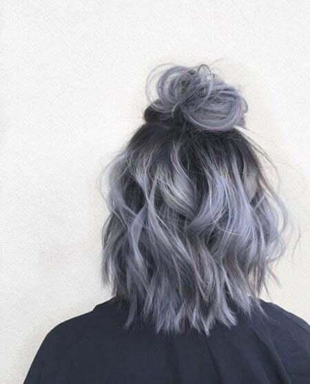 Hair Purple Pastel Cute