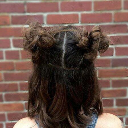 Bun Buns Hair 20