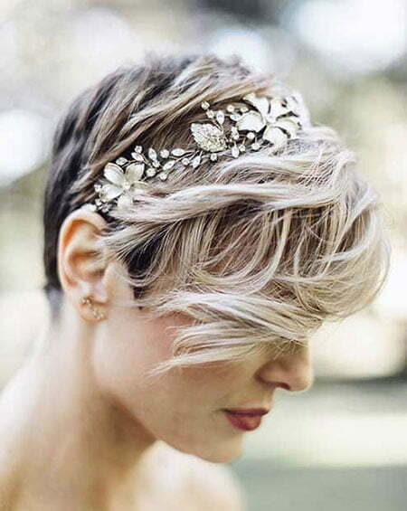 Wedding Hair Hairtyles Short