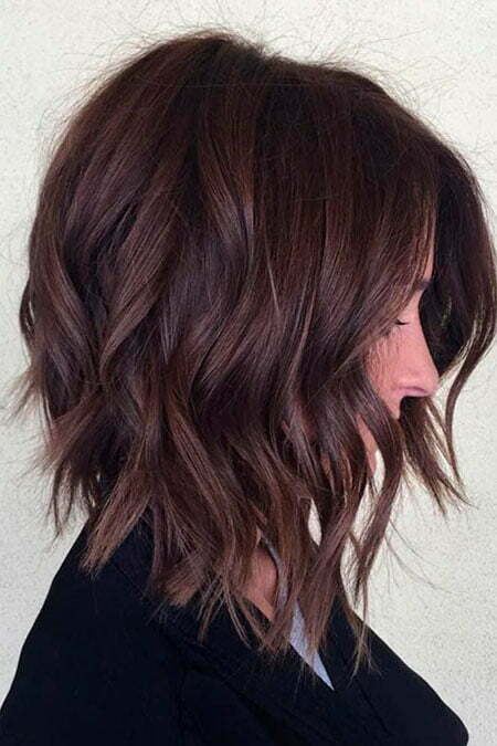 Medium Length Balayage Trendy