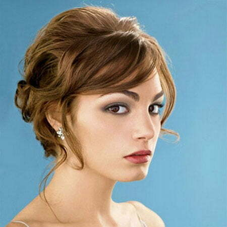 Short Hair Wedding Hairtyles