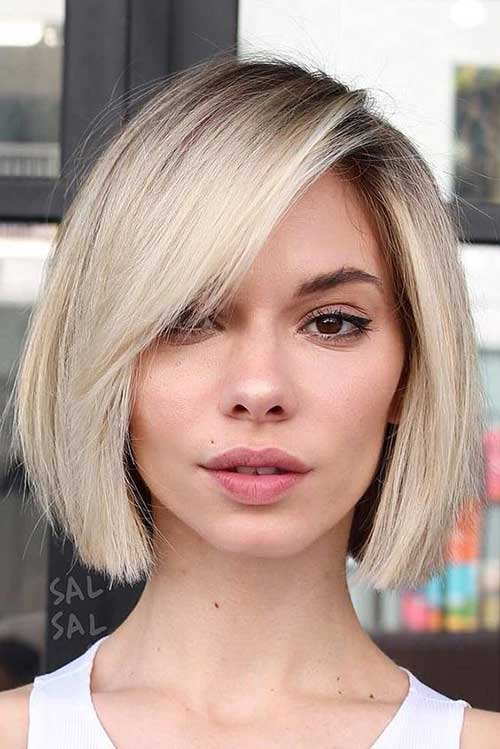 Fine Hair Blunt Cuts