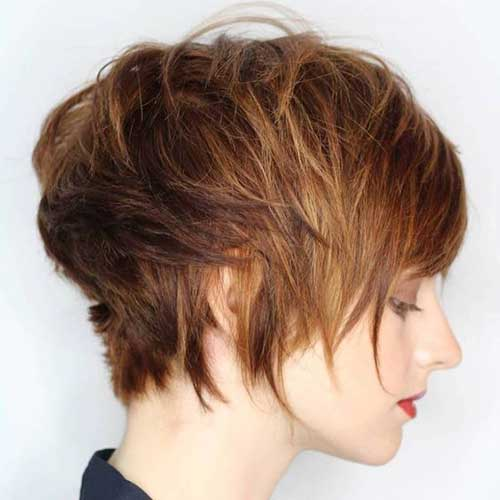 Layered Long Pixie Haircuts 2018