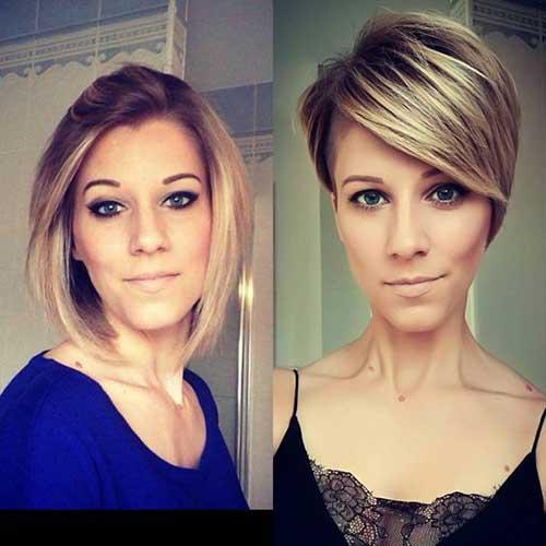 Modern Pixie Haircuts 2018