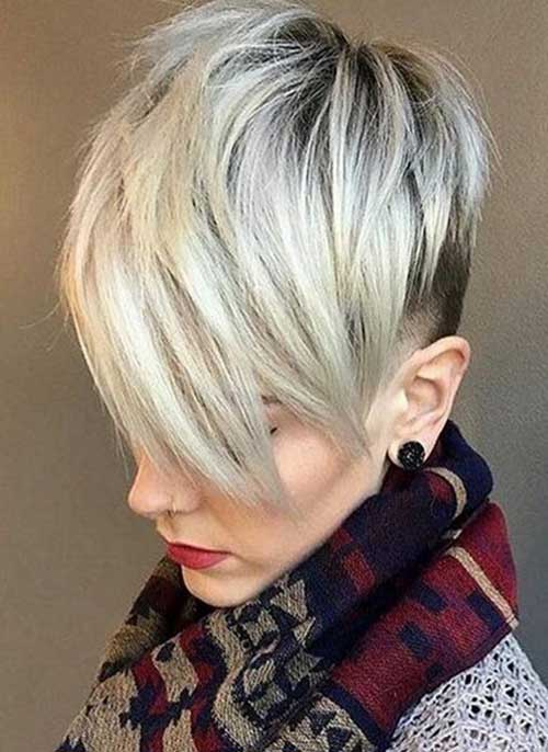 Pixie Hairstyles 2018