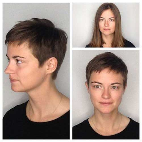 Pixie Cut for Women 2018