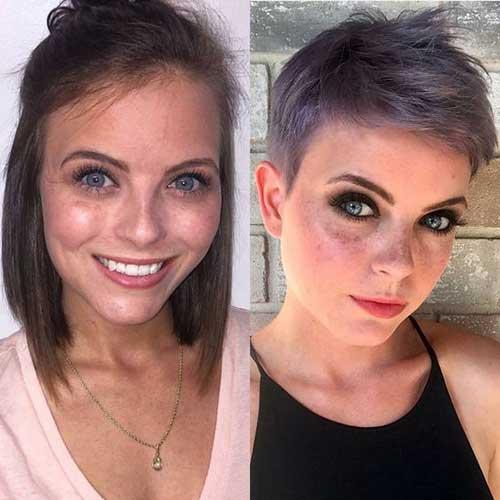 Pixie Haarschnitte
