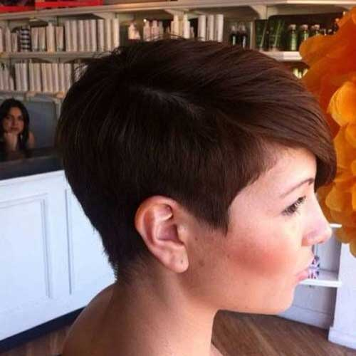 Side View Pixie Haircuts 2018