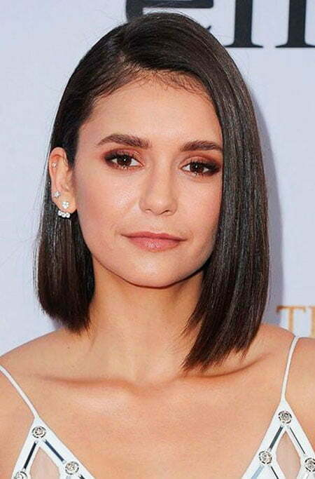 25 Short Hairstyles For Straight Hair