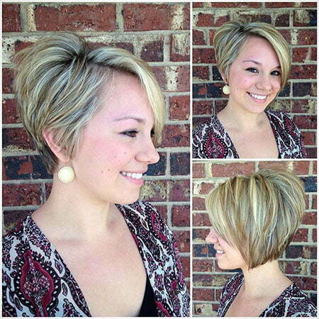 Bob Short Hair Asymmetrical
