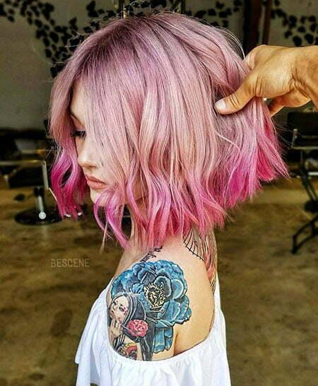 Hair Color One Mauve