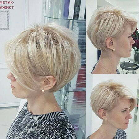 Pixie Bob Short Choppy