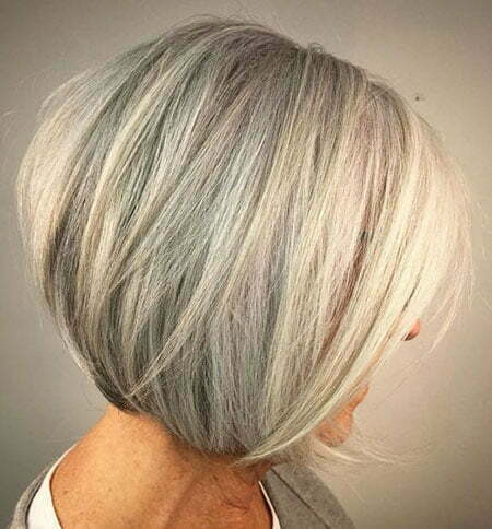 18 short hairstyles for women over 50