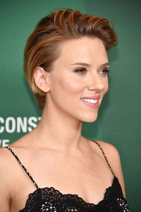 Hair Pixie Short Johansson