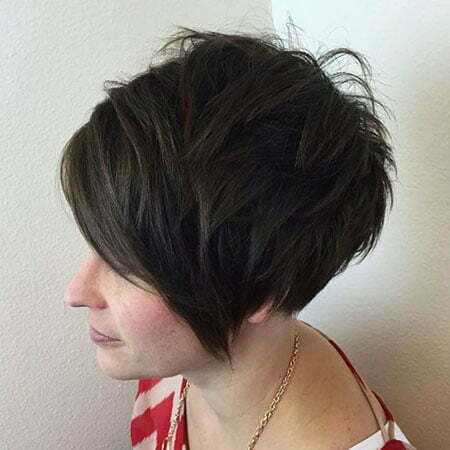 20 cute short haircuts for thick hair