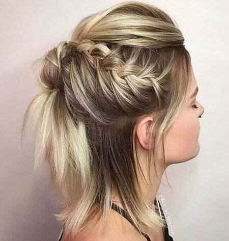 Hair Updo Braided Hairtyles